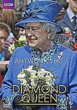 The Diamond Queen:Elizabeth II-Andrew Marr(R2 DVD)New+Sealed 60yr Reign BBC l4