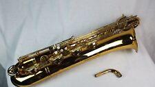 Keilwerth SX90R JK 4410-5G-O Baritone Bari Saxophone MINT Ultra Rare Finish