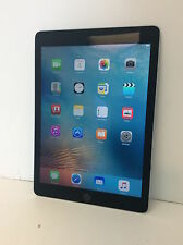 Apple iPad Air 2nd Gen 16 GB WiFi MGL12LL/A A1566 Black/Space Gray C Grade Table