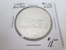 1981 Canada Silver Dollar Coin UNCIRCULATED
