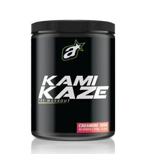 Kamikaze Pre-Workout by Athletic Sport 30 Serves