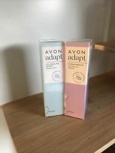 New/Sealed Avon adapt pre menopause- Hydra Rescue Serum & Icy Cooling Elixir.