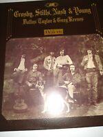 Crosby, Stills, Nash, And Young Deja Vu Near Mint Vinyl LP GATEFOLD 1970 Faux BC