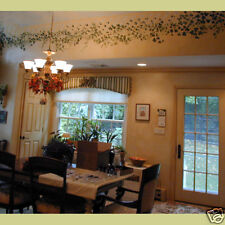 English Ivy Wall Stencil Kit - 3-piece - Stencils for Quick & Easy Wall Decor