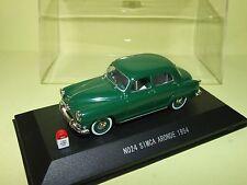SIMCA ARONDE 1954 Vert NOSTALGIE N024 1:43