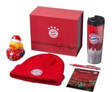 FC Bayern München Weihnachtsbox 5-teilig x-Mas Weihnachten Geschenk
