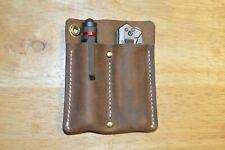 Leather EDC Pouch Wallet EDC Pocket Pouch EDC Wallet Pocket Organizer