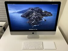 Late 2015 Apple iMac 5k 32gb 2TB Fusion Drive A1419 - MK482LL/A - Cracked Screen