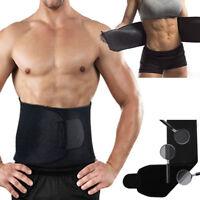 Weight Loss Belt Waist Trimmer Men Women Slimming Body Ab Trainers Fitness Sauna