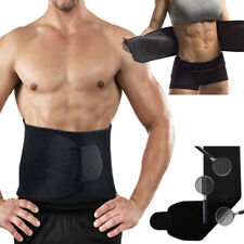 Weight Loss Belt Waist Trimmer Men Women Slimming Body Ab Trainers Fitness Sauna