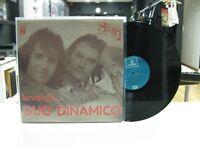 Duo Dinamico 2LP Spanisch Die Voz Von 1976 Klappcover