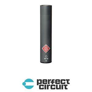 Neumann KM 183 Condenser (Matte Black) MICROPHONE - NEW - PERFECT CIRCUIT