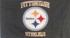 Football Pittsburgh Steelers Flag 3 X 5