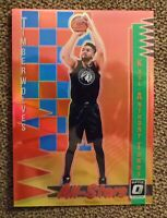 2018-19 Donruss Optic All-Stars Red PRIZM Karl-Anthony Towns /99 TIMBERWOLVES