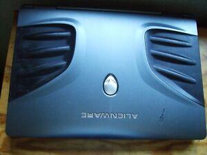 vintage Alienware Area-51 M5700 laptop for rebuild or parts
