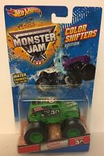 Hot Wheels Monster Jam Grave Digger 30th Anniversary Color Shifters