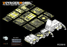 Voyager Models 1/35 AN/MPQ-53 Radar w/M983 Basic Detail Set for Trumpeter