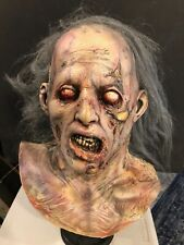 Zombie Latex Prop Head NEW from Midnight Studios FX