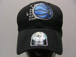 ORLANDO MAGIC - NBA - YOUTH SIZE ADJUSTABLE BALL CAP HAT!