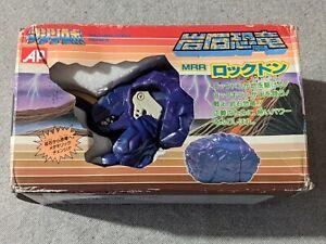 BANDAI - Gobot - Machine Robo - Rock Lords - Rockasaur - Spike Stone - Japan