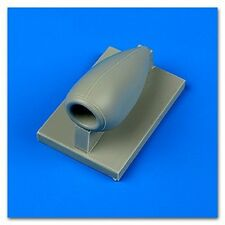 QUICKBOOST 1/32 Fw190D9 Air Scoop for HSG QUB32178