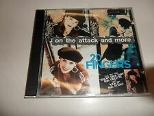 CD   20 Fingers Feat.  Gillette  – On The Attack And More