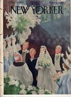 1943 New Yorker Mar 20- Sailor on Furlough gets married