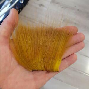 Fly Tying Quality Arctic Runner Hair Banana