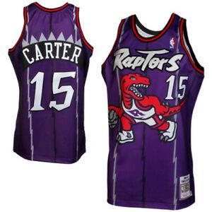 Vince Carter Vintage Toronto Raptors basketball jersey men's  #15