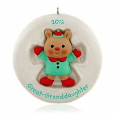 Hallmark Ornament 2015 Great-Granddaughter