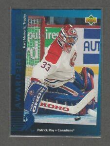 1994-95 Upper Deck Predictor Patrick Roy Canadiens H5