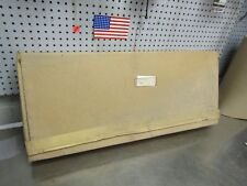 Jeep Willys M38 M38A1 NOS Boxed LOWER rear seat cushion late coil style