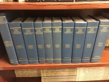 NAWCC Bulletin Reprints 1944-1969. 1-10 complete set.