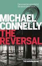 MICHAEL CONNELLY _____ THE REVERSAL _____ BRAND NEW B FORMAT ___ FREEPOST UK