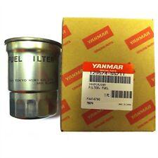 Yanmar Marino Filtro De Combustible - 4jh3 - 4jh2-ute (B) - Serie Motores - 129574-55711