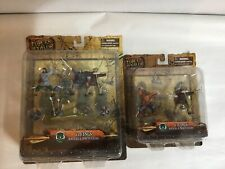 Lot of 2 Forces of Valor Historical Legends Vikings Raiders & Discoverers 1/32
