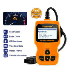 Automotive OBD2 EOBD 12V Car Engine Check Code Reader Diagnostic Scanner Tool