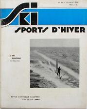 Ski Sports d'Hiver n°48 - Ski Nautique au Val d'Esquières - Ski en Australie
