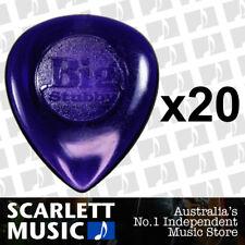 20 x Jim Dunlop Big Stubby 3.00MM ( 3mm ) Guitar Picks *NEW* Plectrums, Purple