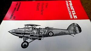 PROFILE PUBLICATIONS AIRCRAFT #57: THE HAWKER HART (1965)