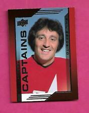 2013-14 UPD TEAM CANADA # C1 PHIL ESPOSITO  CARD (INV# C2305)