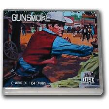 GUNSMOKE Volume 3 - OLD TIME RADIO - 12 AUDIO CD - 24 Shows
