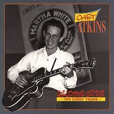 Cht Atkins - Galloping Guitar : The Early Years   [ 4-CD Box Set Bear Family ]
