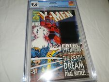 X-men #25 1993 CGC 9.6 Magneto Takes Out Wolverines Claws