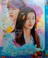 Korean Drama:The Legend Of The Blue Sea 3/DVD English Subs Gianna Jun Lee MinHo