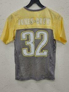 Reebok Women's NFL Jersey Jacksonville Jaguars Jones-Drew Yellow size M