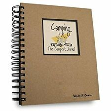 Camping, The Childrens Books Camper's Journal (Natural Brown) (Write It Down) NO