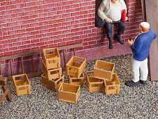 Pola 333208, pista G, 10 cajas, vacío, plástico-kit, 1:22,5 (g), nuevo