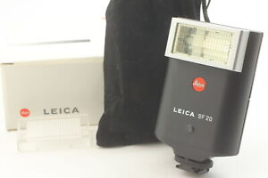 【Top MINT in Box】 Leica SF20 Shoe Mount Flash Leica M6 TTL M7 from Japan