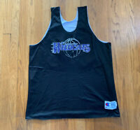 Northwestern Wildcats Vintage 90's Reversible Champion Basketball Jersey XXL